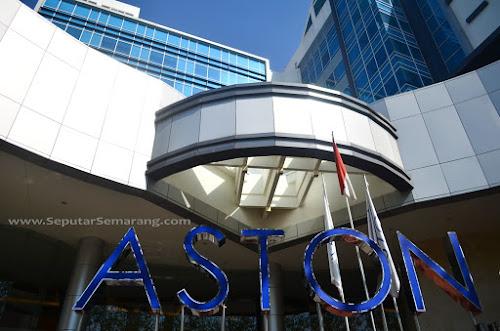 Eksterior Aston Semarang Hotel