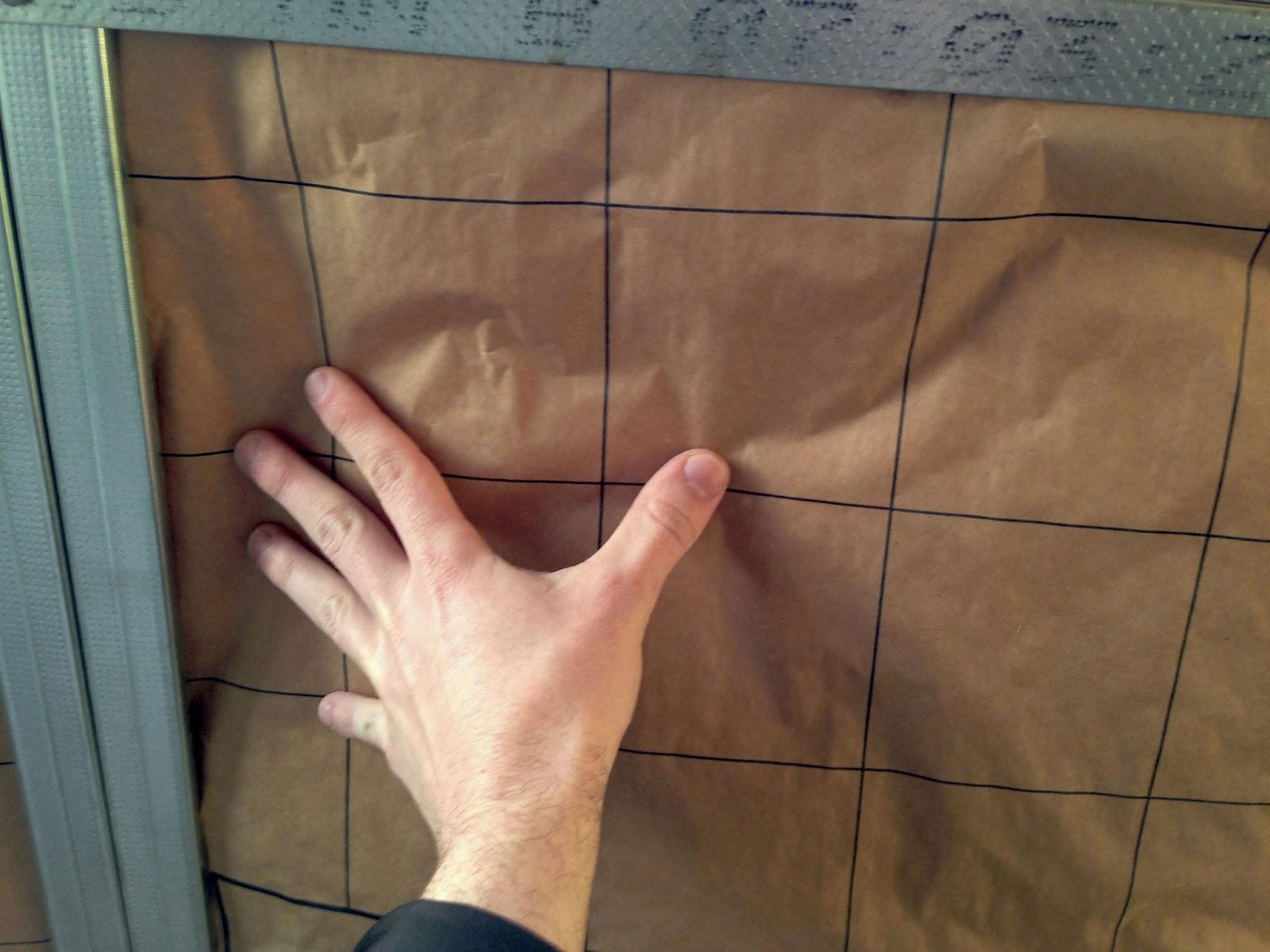 Epaisseur laine de verre pour cloison placo comme les for Epaisseur laine de verre pour cloison placo