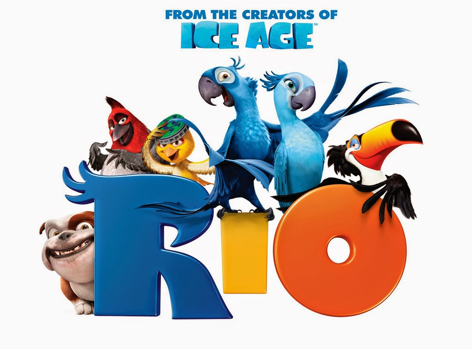 Rio 2 Torrent Poster