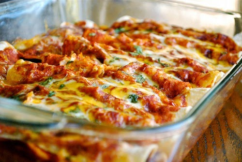 enchilada recipe