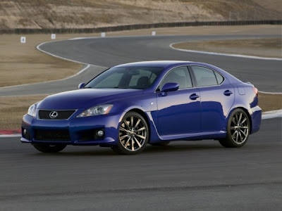 2012 Lexus IS F Price Indonesia Specifications
