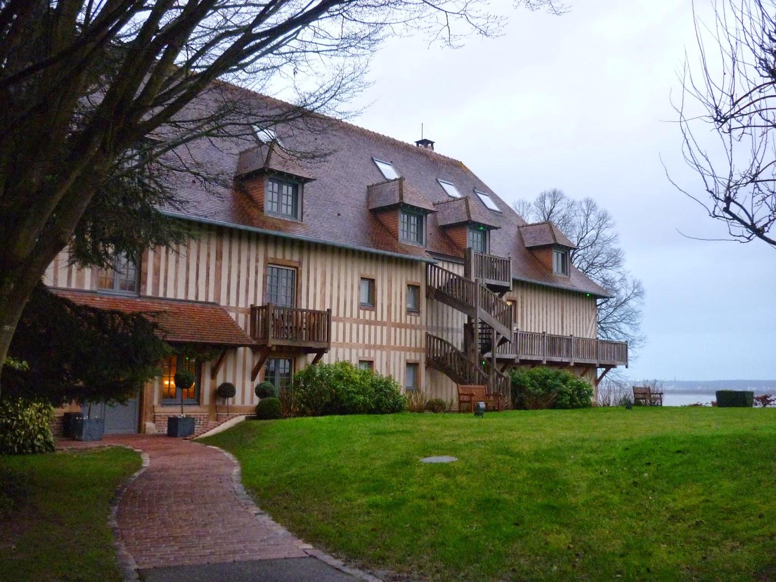 La Ferme Saint Siméon à Honfleur Normandie