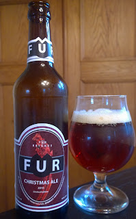 Christmas Ale fra Fur Bryghus
