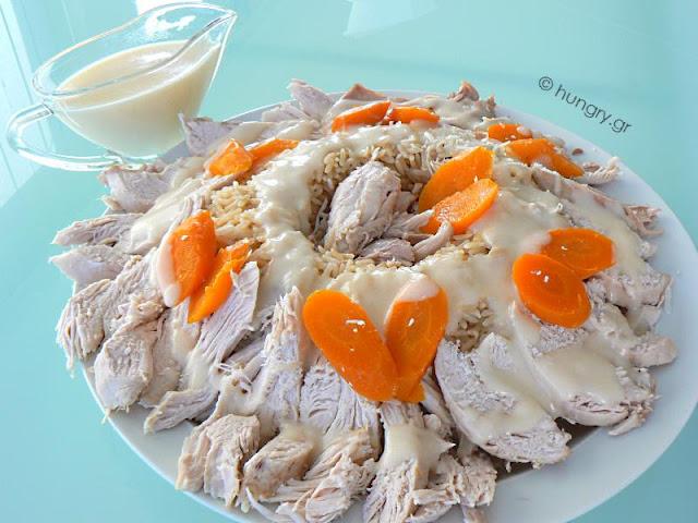 Chicken Risotto a la Milanese