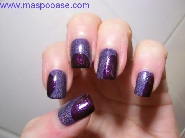 two-colour-nail-art