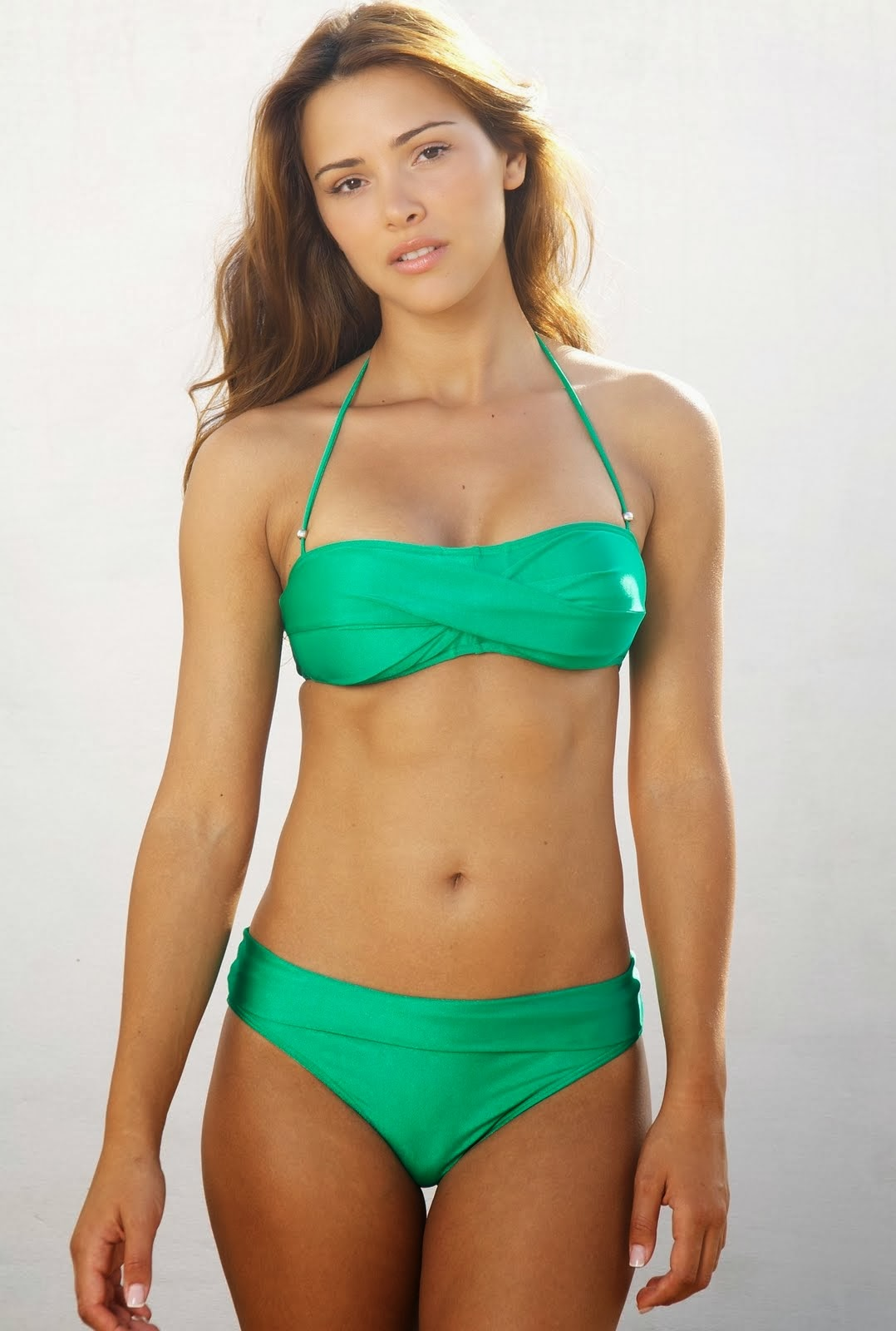 Best bikini model