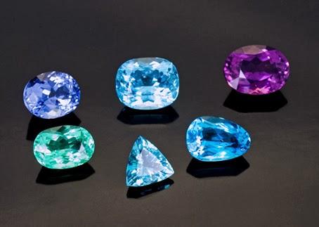 Invoguejewelry Gem Love Tourmaline Rubellite