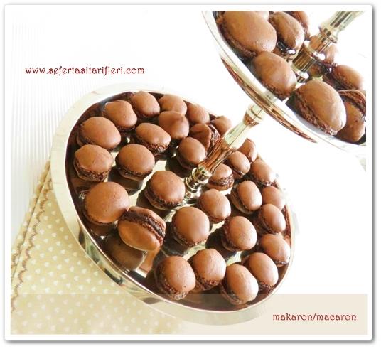 macaron/makaron tarifi