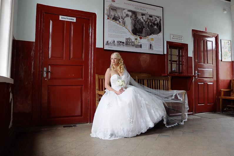 vestuvių fotosesija sauruko muziejuje