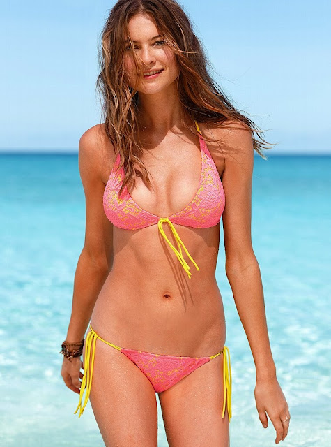 Behati Prinsloo – Victoria's Secret Swim 2013