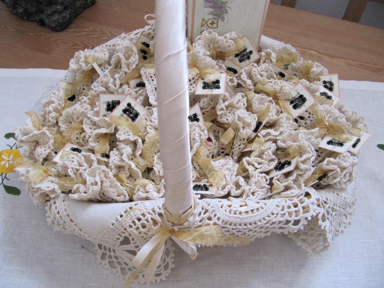 Labores de mari angeles bolsitas de ganchillo para regalo - Detalles de ganchillo para regalar ...