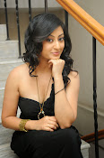 Tanishka Glam Photo shoot in Black-thumbnail-11
