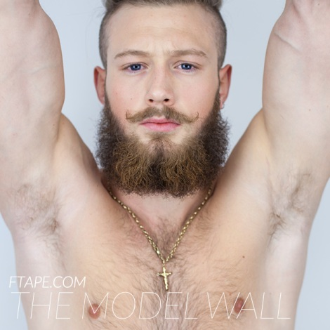 Declan-John Geraghty Beard and Armpits