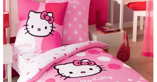 Robes feminines chambre bebe fille hello kitty for Chambre enfant fille hello kitty