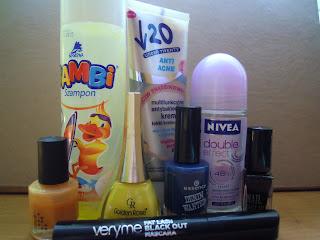 Buble kosmetyczne ostatnich miesięcy 1