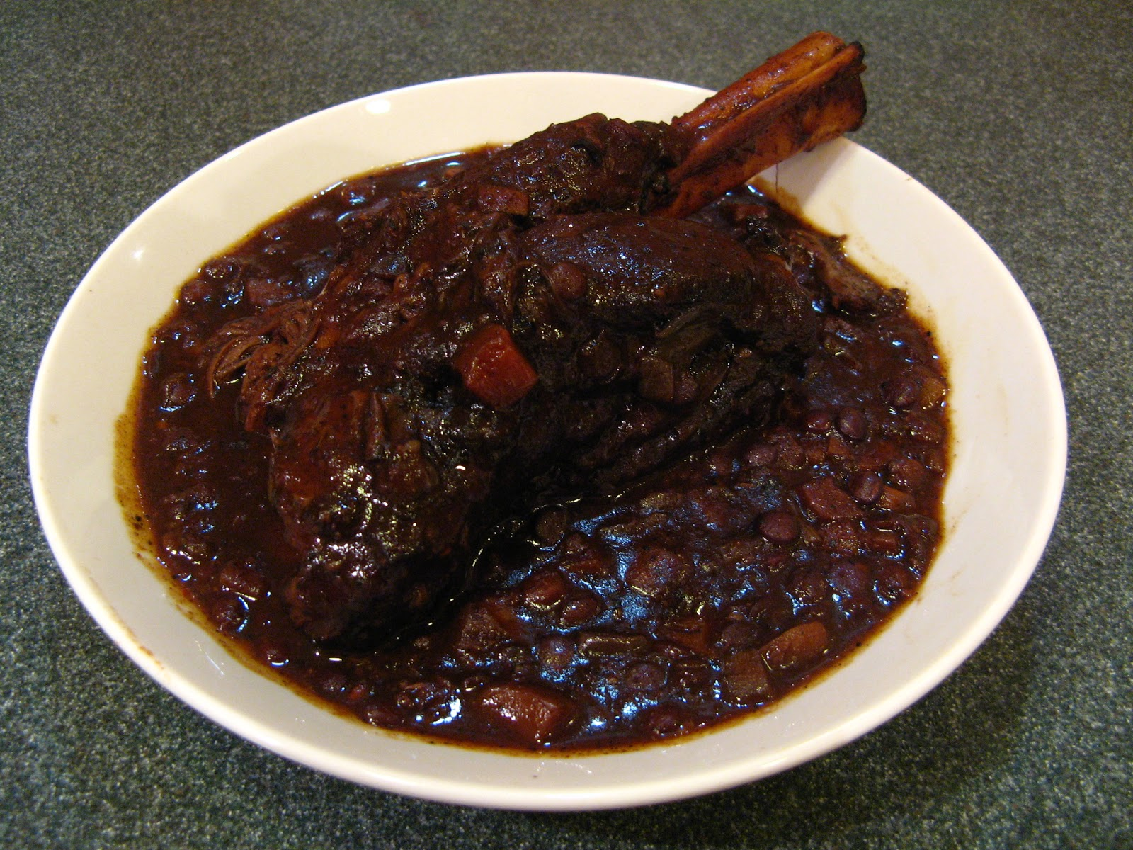 Braised Lamb Shanks And Lentils Recipes — Dishmaps