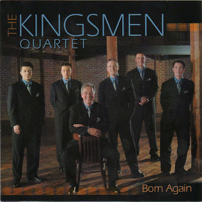 The Kingsmen Quartet-Born Again-
