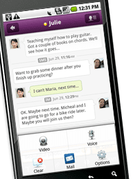Dating messenger for android
