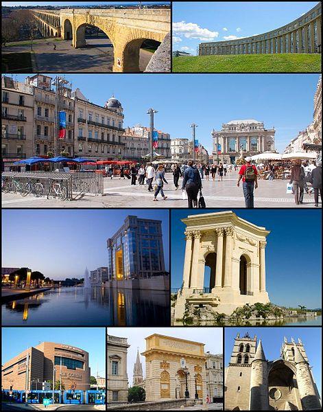Montpellier Sudul Frantei