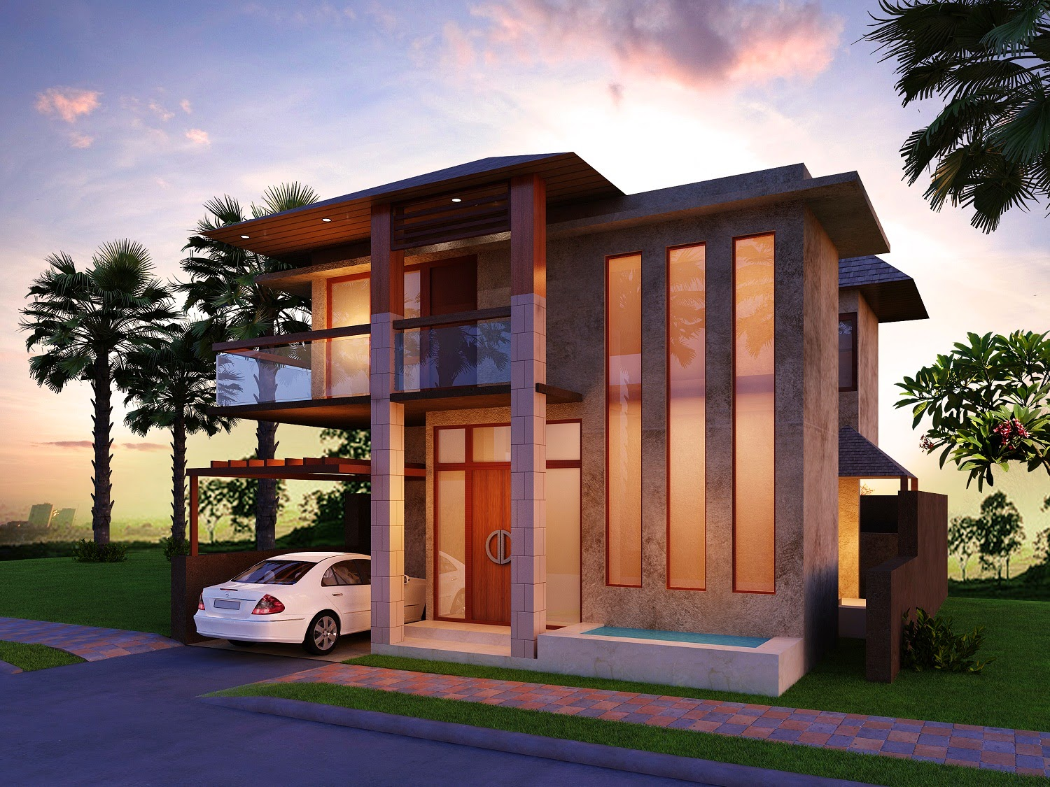 Front Elevation Of Villas In Bangalore : Villas in bangalore ananthara bhk for