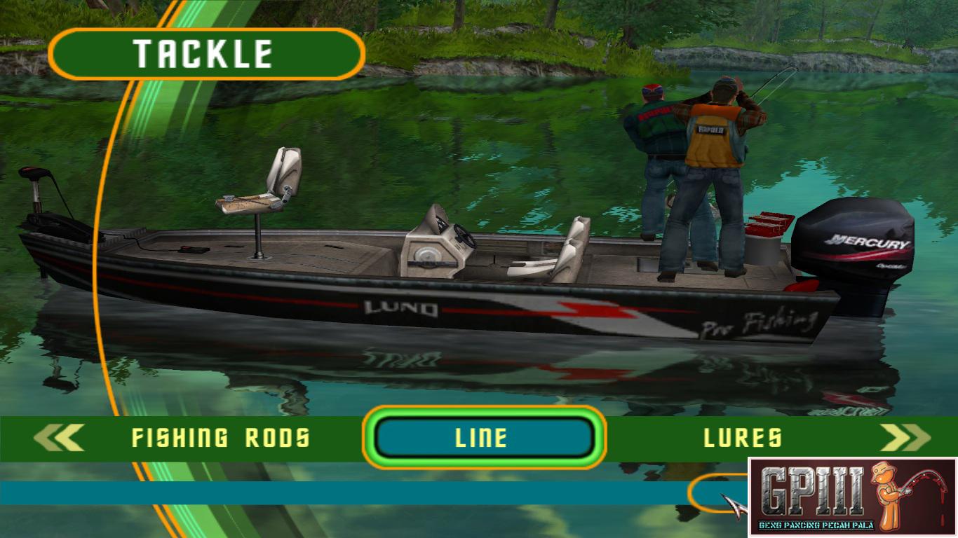 rapala pro fishing pc crack no cd
