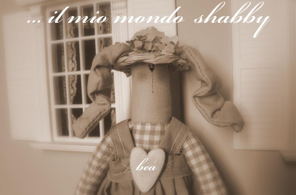 bea il mio mondo shabby