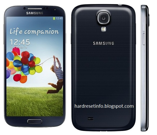 how to delete all data from samsung galaxy s4