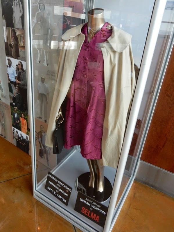 Oprah Winfrey Selma film costume