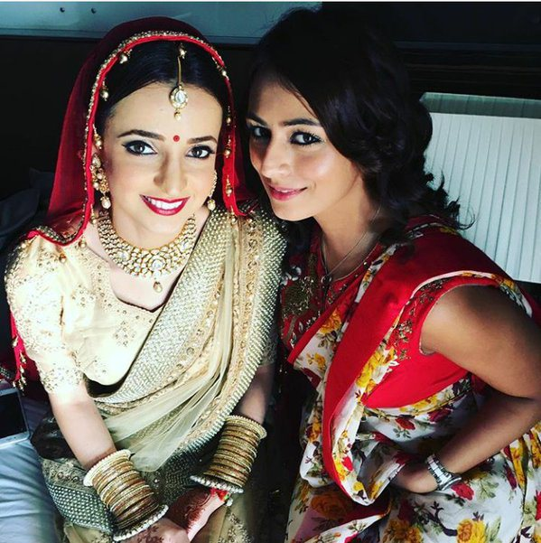 Sanaya Irani-Mohit Sehgal pre - wedding party