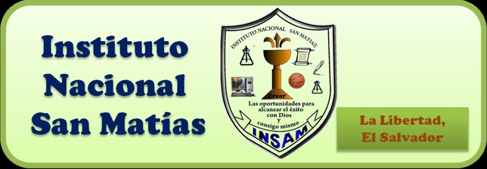 Instituto Nacional de San Matias