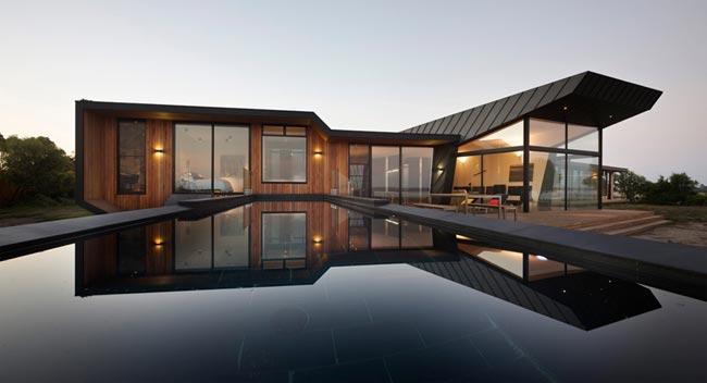 The arquitectura y dise o dise o de casa de playa por los arquitectos de bkk - Arquitectura y diseno ...