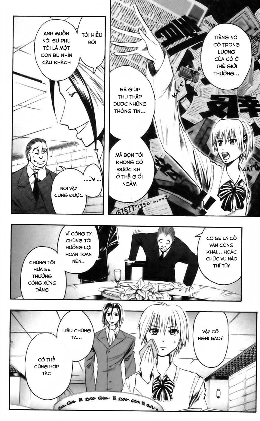 Majin Tantei Nougami Neuro chap 38 - Trang 8