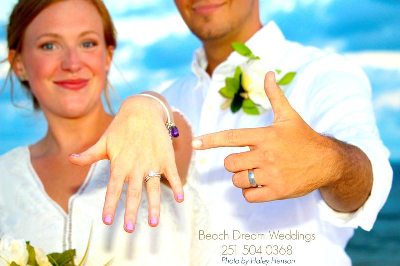 Elopement Beach Weddings