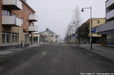 Grusväg Haparanda