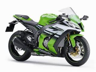 Harga dan Spesifikasi Kawasaki Ninja ZX 10R Terbaru