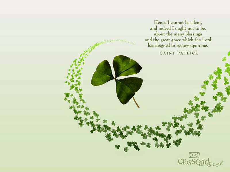 free desktop wallpaper st patricks day