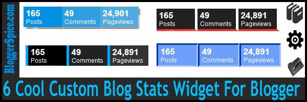 stats widget