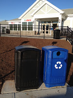Recycling Bins outside CT Service Area