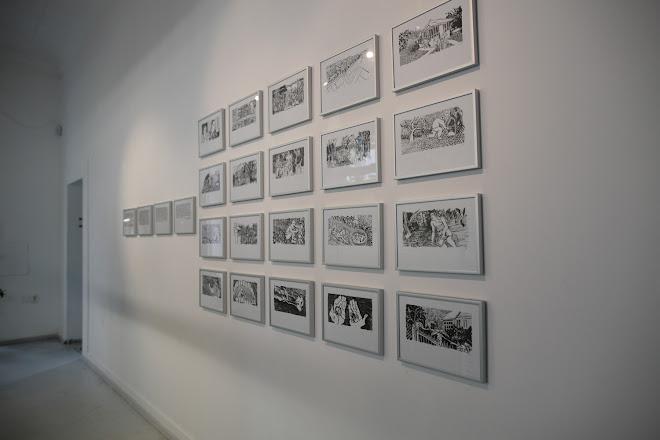 Miejsce Projektów Zachęty, wystawa Jaśminy Wójcik, sierpień-październik 2012r.