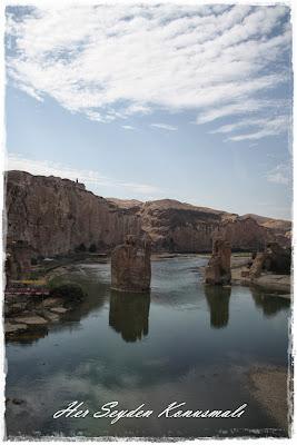 Hasankeyf, Dicle Nehri