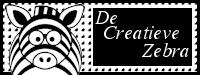 Ik zit in het DT team van de Creatieve Zebra