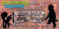 Convention exclusives Exclusivas NYCC 2015