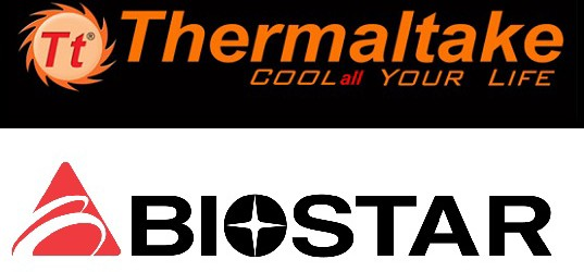 BIOSTAR partners with Thermaltake