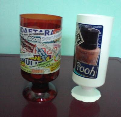 Aneka Kreasi Dari Majalah Botol Amp Kaleng Bekas Guru Madrasah Blog