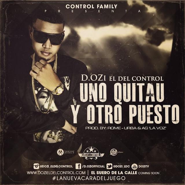 Descarga DOzi Uno Quitay y Otro Puesto iTunes Single Realeza Urbana Magazine