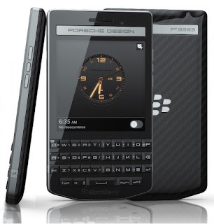 BlackBerry Porsche Design P'9983