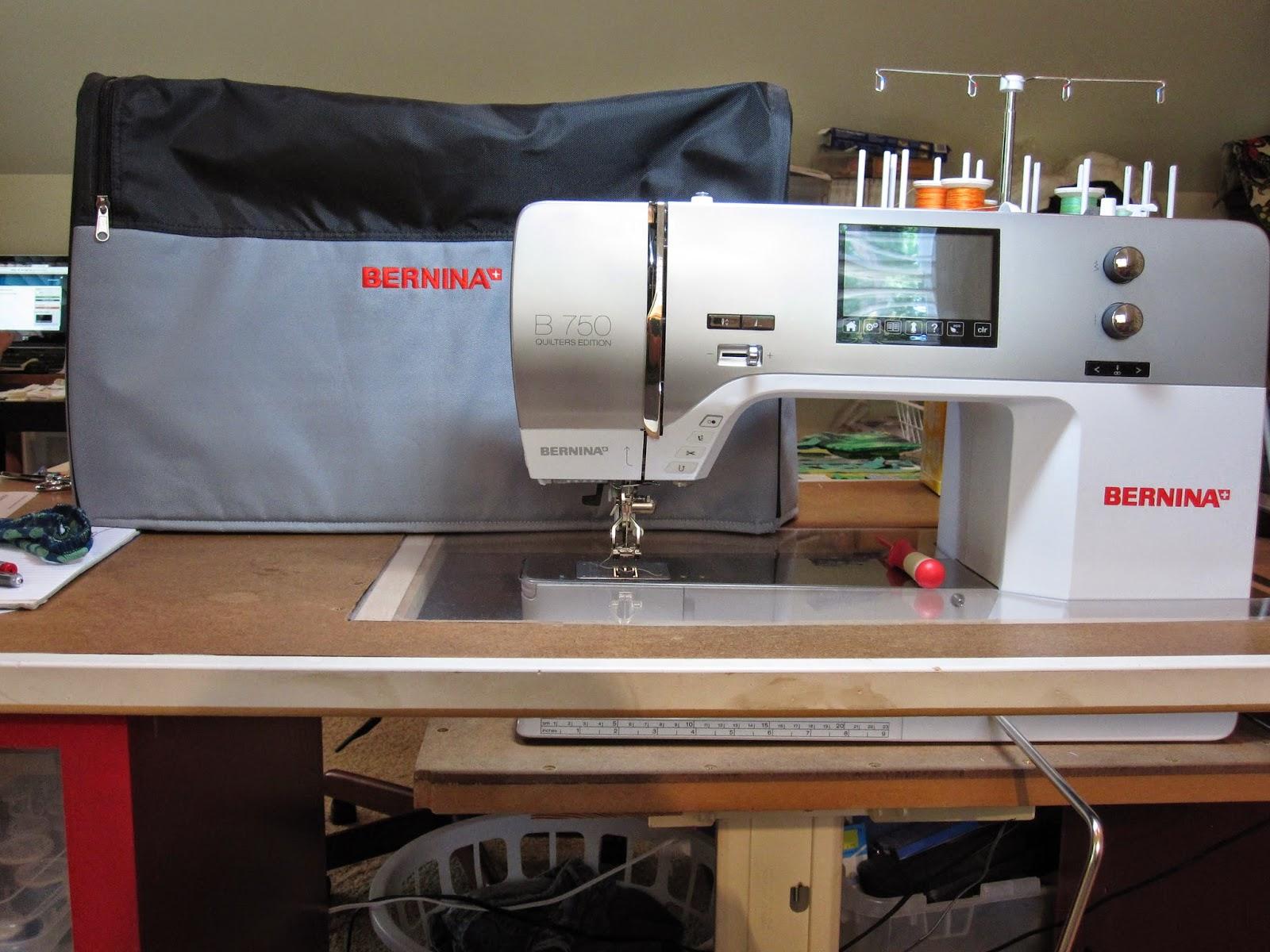 bernina 750 sewing machine