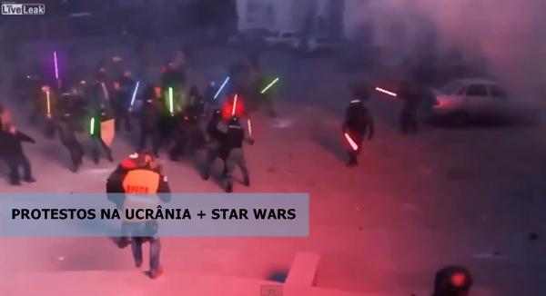 star wars direto da ucrânia darth vader é foda