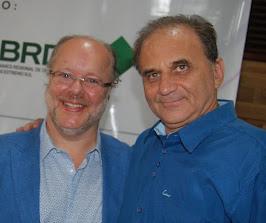 Airton Engster dos Santos e Cesar Cavalheiro Leite