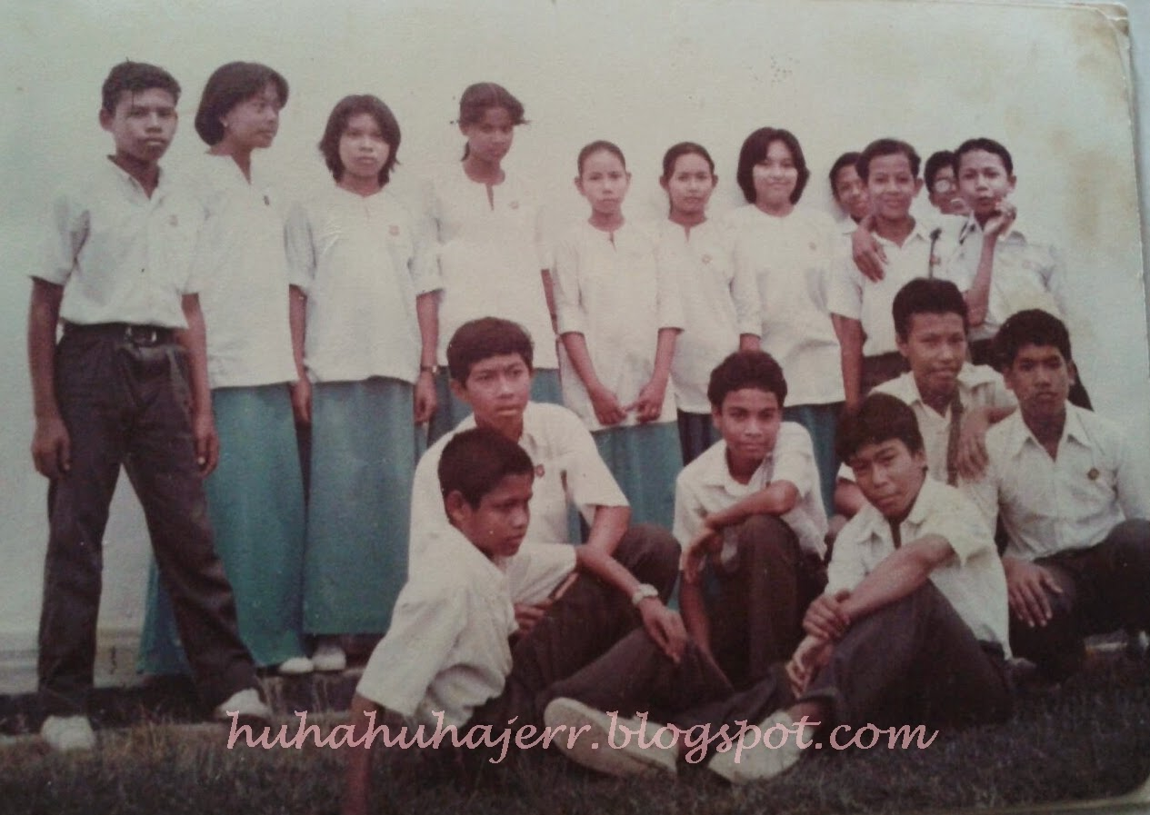 Gambar Lama Waktu Muda Remaja Zaman Sekolah Menengah